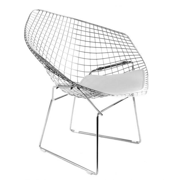 Wire -tuoli – Kromi
