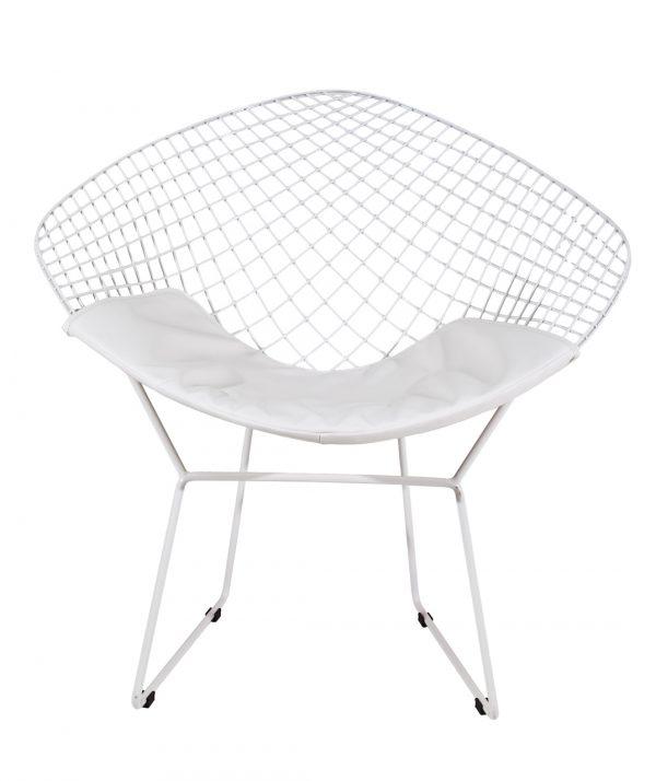 Wire -tuoli – Valkoinen
