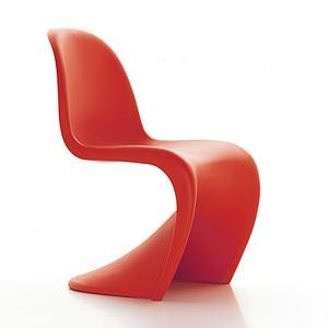Lasten Pantone tuoli (Inspired By) – Punainen