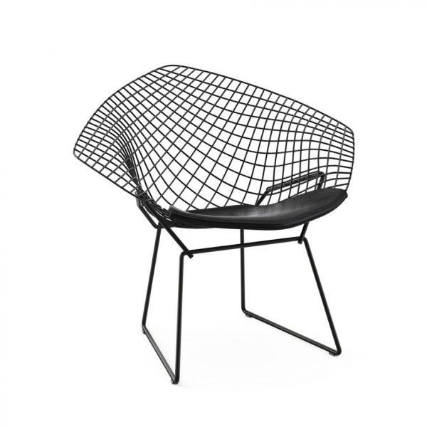 Wire -tuoli – Musta